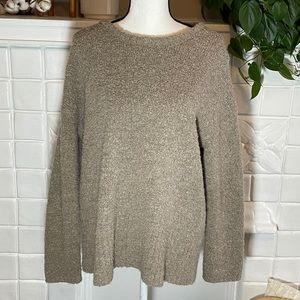 Pure Jill Cozy Tan Sweater